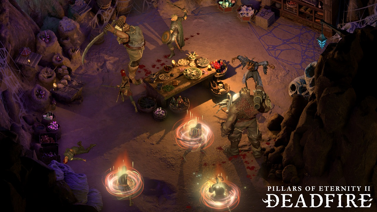 Pillars Of Eternity 2 Fully Funded In A Day Gets A New