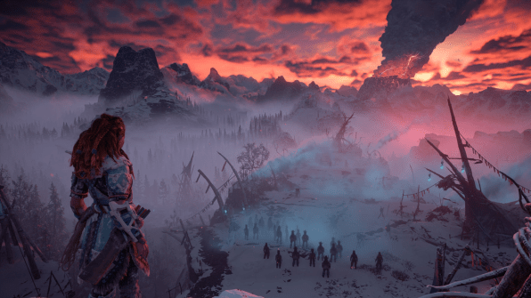 horizon zero dawn the frozen wilds screenshot 01