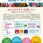 第11回 阪急阪神  未来のゆめ・まち基金 助成プログラム