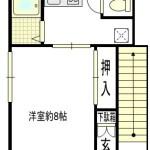 【アパート】松本市島立 1K