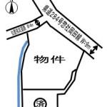 【営業地】松本市里山辺 全2区画 区画1 250坪