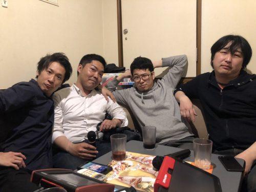 【稽古場ブログ4月21日】ストレッチ中に取れた「〇〇と」←これなに!??