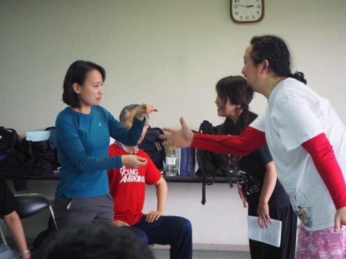 【稽古場ブログ4月28日】合宿二日目、平成最後の練習です!
