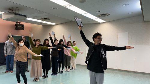 【稽古場ブログ1月25日】バケモノがいっぱい