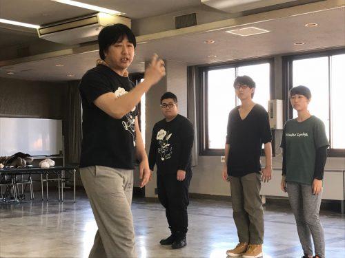 【稽古場ブログ1月11日】分練スタート!!