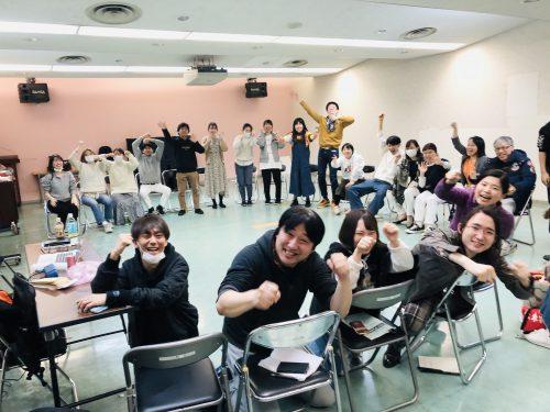 【稽古場ブログ3月7日】コロナウイルスで延期という選択!