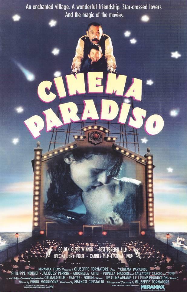 CINEMA PARADISO. Dos versiones, una obra de arte. Un film de Giussepe Tornatore