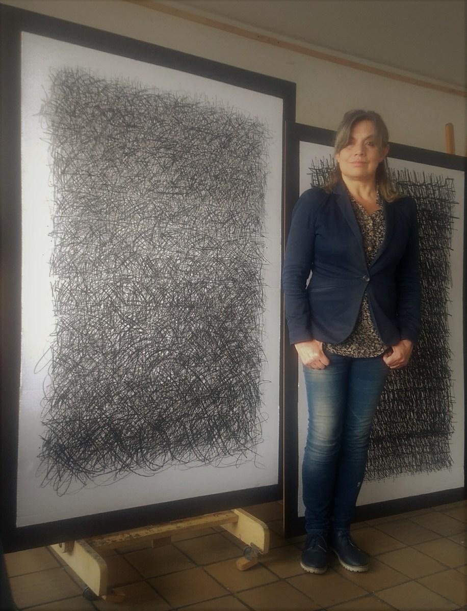EL DIBUJO ANTES DEL DIBUJO, LA SONORIDAD DE LA LÍNEA. Marta Patricia Riveros Figueroa
