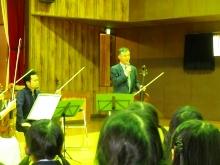 長崎精道小学校 日フィルコンサート4