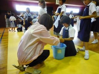 ダスキンお掃除出前授業