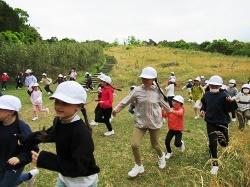 小学校 春の歓迎遠足2021