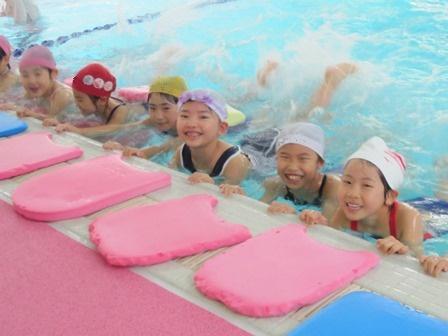 水泳訓練2021