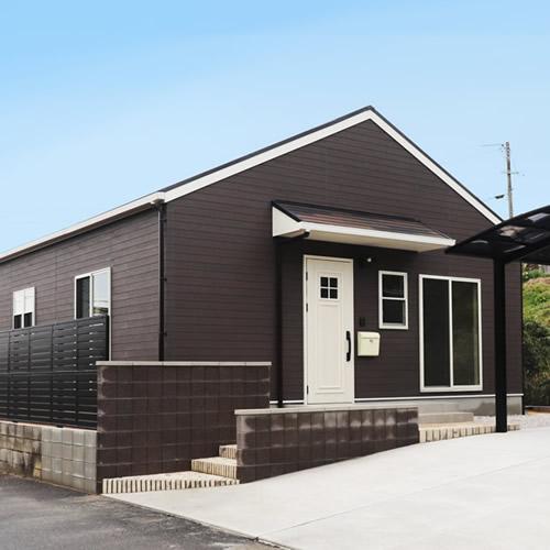 山陽小野田市有帆新築住宅外観イメージ写真