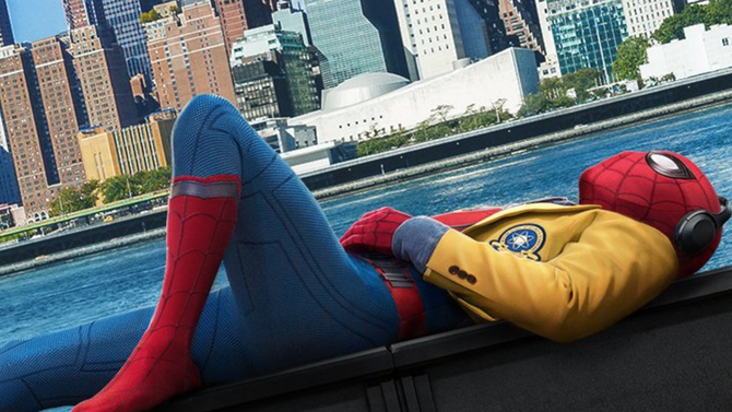 MCU trolling us with Spider-Man