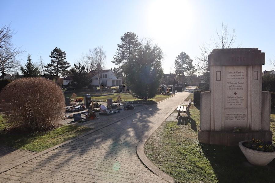 Friedhof Hochstetten