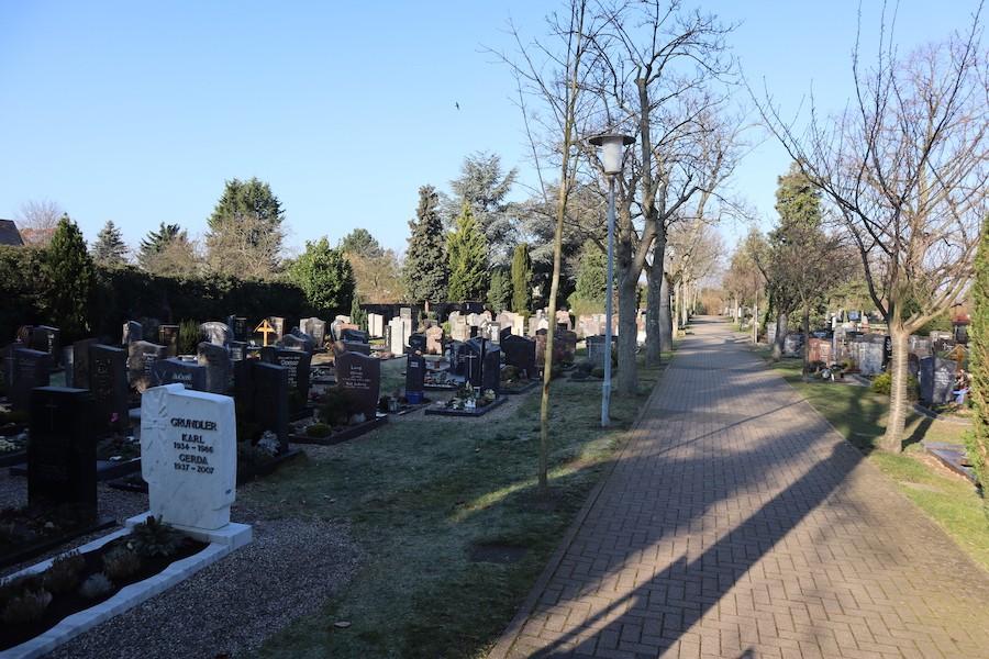 Friedhof Eggenstein