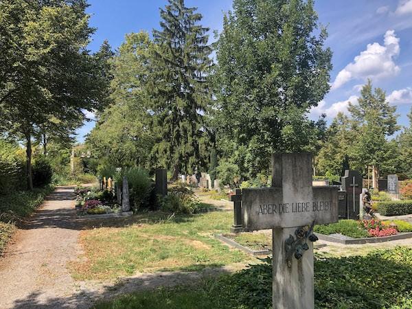 Friedhof Bruchsal