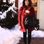 Outfit Of The Day:The Blanket Coat