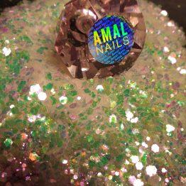 Aurora Chunky-Stora Glitter 5gr
