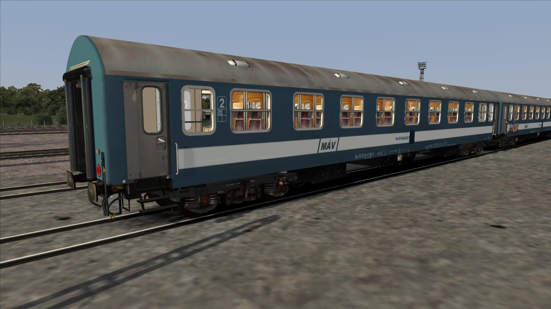 MÁV Passenger