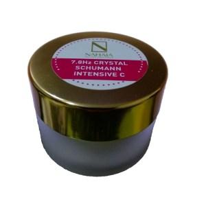 Nahaia skincare innovation CRYSTAL SCHUMANN 7.8HZ INTENSIVE C MOISTURISER