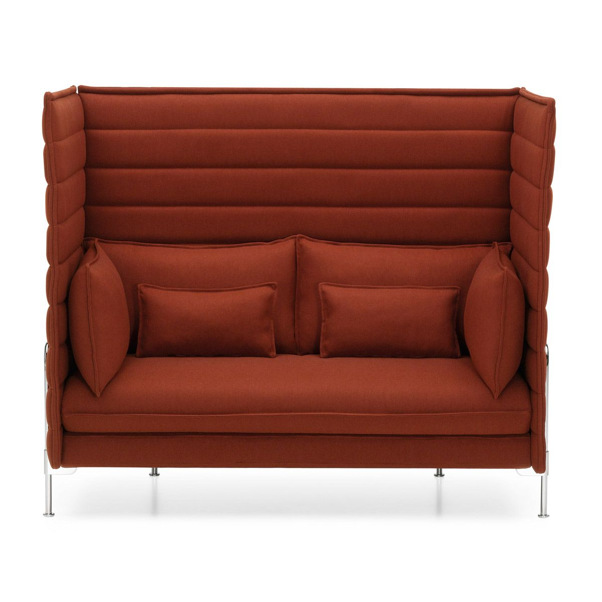 alcove highback sofa by vitra in the online store naharro