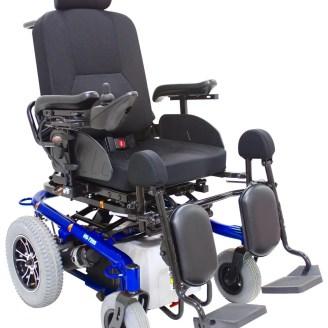 سعر الكرسي الكهربائي المتحرك تحكم ظهر و مسند قدم