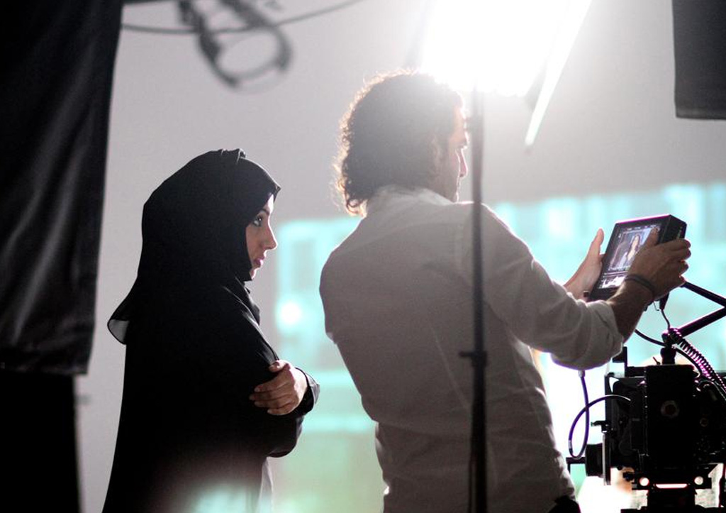Emirati filmmaker Nahla Al Fahad: 'I always aim to make distinctive work'