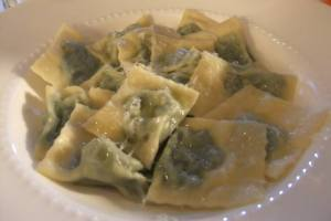 Mercante Beijing - Cheese and Spinach Ravioli