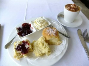 Lachlan's Old Government House Restaurant - Parramatta-Lachlan's Scone