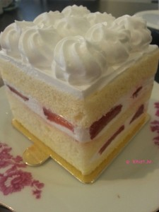 Bloomsbury Bakers - Strawberry Shortcake