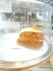 Bloomsbury Bakers - Carrot Cakes