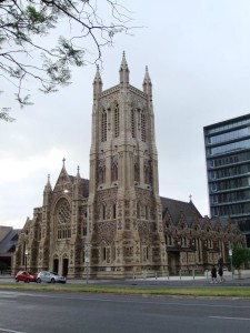 Adelaide Catholic Church Mass Schedule - St Francis Xavier Cathedral
