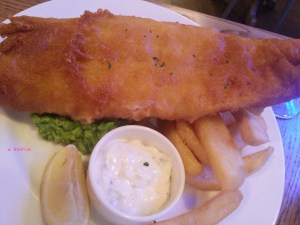 Oxwell & Co - Fish & Chips