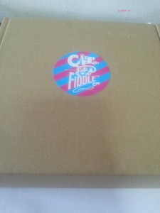 Cat and Fiddle - Cake Box