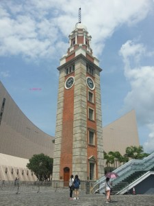 Weekend In Hong Kong In July 2014 - Clock Tower @ Tsim Sha Tsui