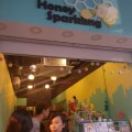 Matcha Ice Cream In Hong Kong - Honey Sparkling - Shop Front