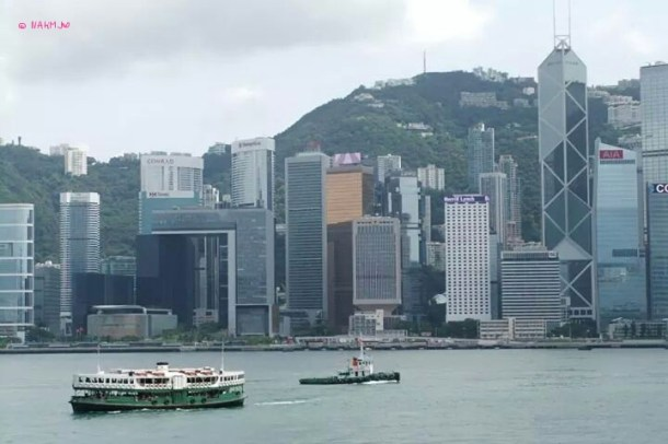 Weekend In Hong Kong In July 2014 - Another View From Harbourcity