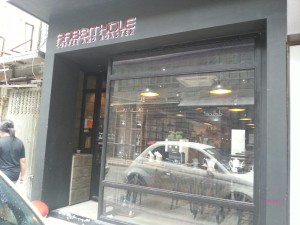 Rabbithole Coffee and Roaster - Cafe Front