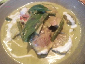 Soi 60 - Green Curry with Chicken