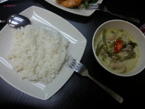Sweet Basil - Green Curry Set
