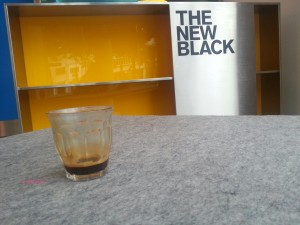 The New Black - Espresso, Cult of Done Version