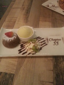Chapter 55 - Chocolate Lava Cake