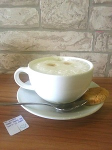 Toothsome Cafe - Cappuccino