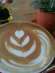 The Laneway Market - Cappuccino
