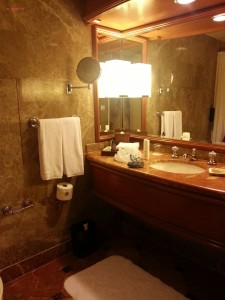 Pet Staycation at The Regent - The Bathroom