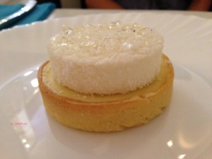 Mad About Sucre - Coco Lemon Tart