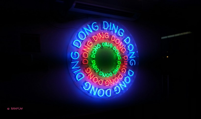 Ding Dong - Signboard