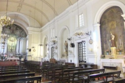 Macau Catholic Churches Mass Schedule - Church of St Anthony 聖安多尼堂