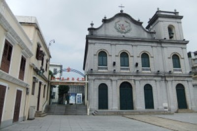 Macau Catholic Churches Mass Schedule - Church of St Lazarus 望德聖母堂